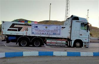 توافد كبير على قافلة جامعة القاهرة الطبية بحلايب وشلاتين| صور