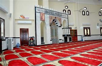 محافظ الدقهلية ووفد من «النقل» و«الأوقاف» يفتتحون مسجد كفر بدواي القديم