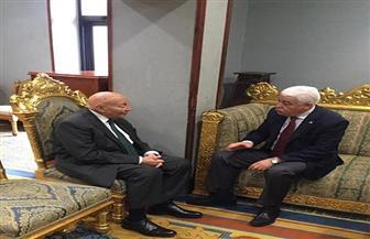 محمد فايق يلتقي رئيس المجلس الوطني لحقوق الإنسان بالجزائر