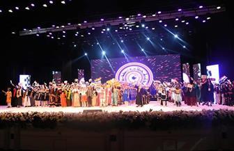 جامعة حلوان تشارك في مهرجان أطفال العالم | صور