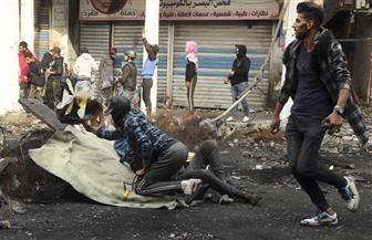 مقتل 6 أشخاص في إطلاق مسلحين النار قرب موقع احتجاج بوسط بغداد
