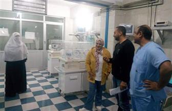 وكيل «صحة البحر الأحمر» يشكل لجنة للمرور على مستشفى سفاجا المركزي | صور