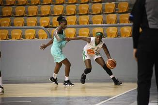 فيروفيارو الموزمبيقي يفوز على فاب الكاميروني ببطولة إفريقيا للسلة سيدات