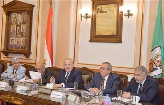 رئيس جامعة القاهرة يكرم «شهاب» و«عصفور» بعد حصولهم على جائزة النيل | صور