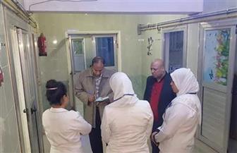 «الصحة»: جولات مفاجئة على مستشفيات أسيوط.. ونقل 3 ممرضات وإحالة عاملين للتحقيق | صور