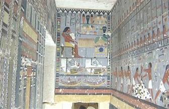 مجلة أمريكية تختار مقبرة «خوي» المشرف على القصر الملكي أحد أهم 10 اكتشافات أثرية لعام 2019