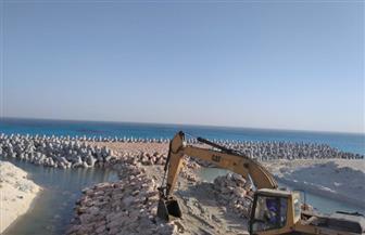 380 مليون جنيه مشروعات لحماية الشواطئ المصرية من التغيرات المناخية في 5 أشهر.. تعرف عليها | صور