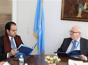 """أمين عام الأمم المتحدة يقرر تعميم وثيقة """"الأخوة الإنسانية"""" على 194 دولة   صور"""