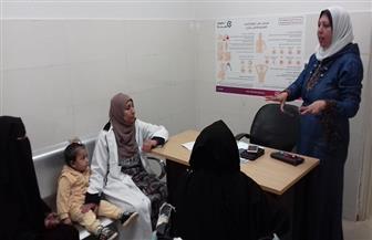 انطلاق المبادرة الرئاسية لدعم صحة المرأة المصرية بشمال سيناء | صور