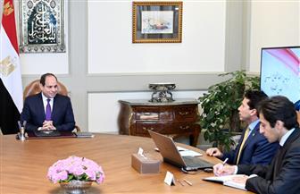 الرئيس السيسي يجتمع مع رئيس الوزراء ووزير الشباب ويوجه بتطوير آليات اكتشاف المواهب