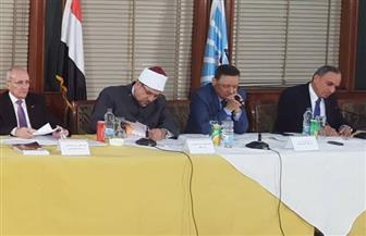 """كرم جبر خلال ندوة """"الشأن العام"""" بالأهرام: """"الأمن القومي العربي أضحى مهددا بالكثير من المهددات الداخلية"""""""