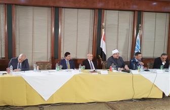 """وزير الأوقاف في ندوة """"الشأن العام"""" بالأهرام: فصيل متطرف حاول اختطاف الشأن العام وفرض سياسة الصوت الواحد"""