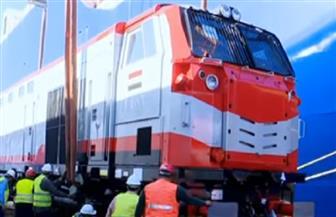 «النقل» تكذب المغرضين: صفقة جرارات قطارات جنرال إليكترك الأمريكية مطابقة للمواصفات