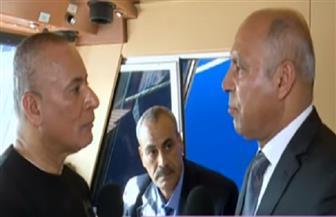 كامل الوزير: 60 قطارا تدخل الخدمة 30 يونيو| فيديو