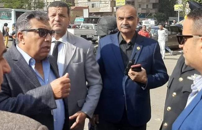 مدير أمن الجيزة يقود حملة بالدقي.. ويشدد على استمرار الحملات بكافة المناطق -