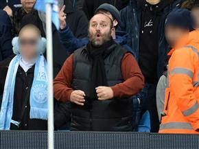 """مانشستر سيتي يدين """"حركات عنصرية"""" في مباراته ضد يونايتد"""