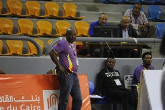 مدرب بطل نيجيريا في كرة السلة: مستعدون للقاء سبورتينج المصري