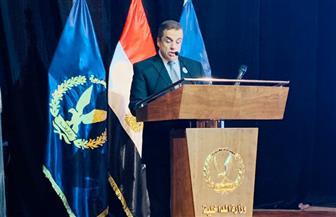 مساعد وزير الداخلية: نسعى لتوضيح آليات هدم الدول والمساعدة في القضاء على الشائعات | صور