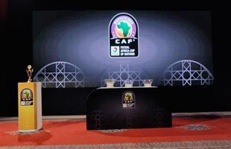 مصر في المجموعة الثانية لبطولة إفريقيا لكرة الصالات