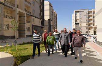 محافظ أسيوط يتفقد أعمال تنفيذ مشروعات البنية الأساسية والإسكان الاجتماعي بمدينة ناصر | صور