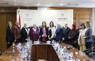 مايا مرسي: تولي غادة والي منصب وكيل السكرتير العام للأمم المتحدة انتصارا جديدا للمرأة | صور