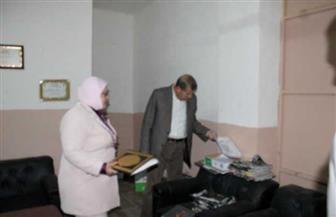 غلق 5 مراكز دروس خصوصية بمدينة كفر الشيخ | صور