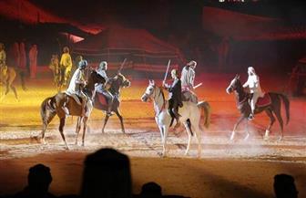 صحراء الكهيف تستعد لاستقبال مهرجان الشارقة للمسرح الصحراوي | صور