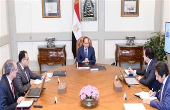 الرئيس السيسي يوجه باستمرار الجهود للنهوض بقطاع التعليم العالي والمستوى الأكاديمي للجامعات والمعاهد| فيديو