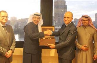 """""""اتحاد الصناعات"""" يلتقي أعضاء """"الأعمال المصري السعودي"""" لتعزيز التعاون الاقتصادي"""