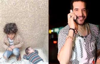 """""""جنح طنطا"""" تؤيد حبس المطرب الشعبي والد طفلي واقعة السلم سنتين"""