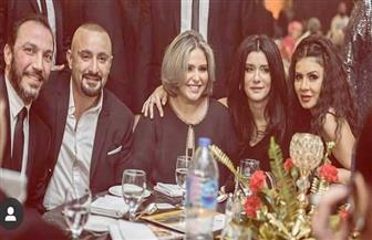 """صابرين بـ""""لوك"""" جديد فى حفل نجوم العرب"""