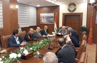 محافظ بورسعيد يؤكد أهمية دور النقابات في دفع مسيرة التنمية خلال لقاء ممثلي اتحاد عمال المحافظة