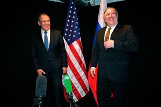 الولايات المتحدة تؤكد زيارة وزير الخارجية الروسي سيرجي لافروف لواشنطن