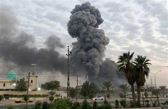 سقوط أربعة صواريخ على قاعدة عسكرية قريبة من مطار بغداد
