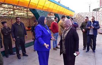 إغلاق مدينة ملاهي بالمنصورة بعد إصابة 14 طالبا في سقوط لعبة | صور