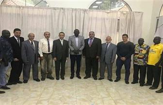 وزير كهرباء جنوب السودان يستقبل وفدا مصريا لإعداد تقرير حول محطات توليد الكهرباء