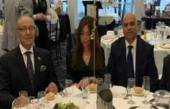 قنصل مصر يشارك في الحفل الخيري النصف سنوي لجمعية السيدات المصريات في سيدني