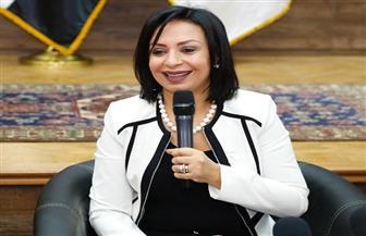 مايا مرسي بمنتدى أسوان للتنمية والسلام: المرأة المصرية تعيش عصرها الذهبي من حقوق ومكتسبات