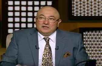 خالد الجندي: القرآن حدد ضوابط التعامل مع المرأة / فيديو