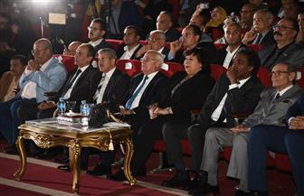 افتتاح مؤتمر أدباء مصر في دورته الـ 34 بمحافظة بورسعيد | صور
