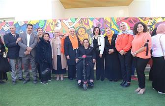 هبة هجرس: المرأة ذات الإعاقة تتعرض للعنف بصورة كبيرة