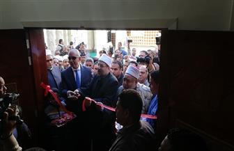 وزير الأوقاف يفتتح المركز الثقافي الإسلامي للغات بمسجد الميناء في الغردقة | صور