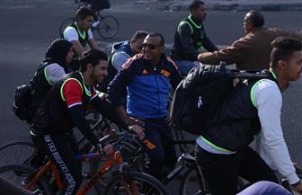 عمرو أبو اليزيد: شباب مصر حائط صد قوي لصالح الوطن |صور