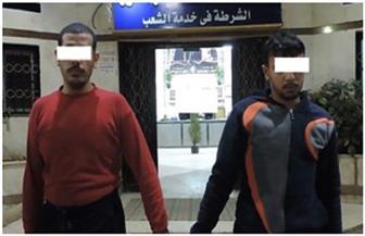 ضبط شخصين تخصصا في سرقة دراجات نارية ببورسعيد