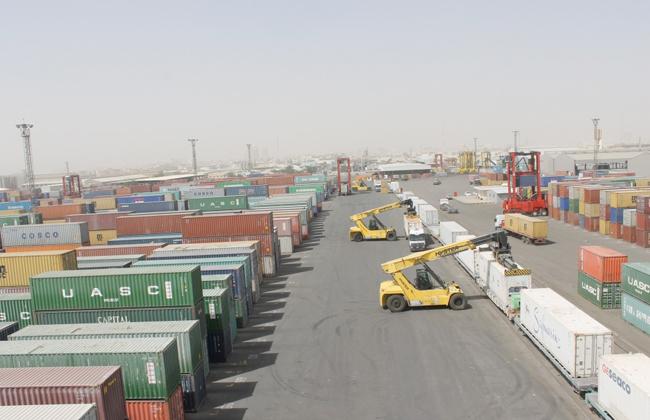 تحالفات عالمية تتنافس على إنشاء ميناء جاف في  أكتوبر