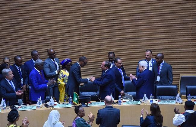 تولي مصر رئاسة الاتحاد الإفريقي يعزز التعاون السياحي المشترك