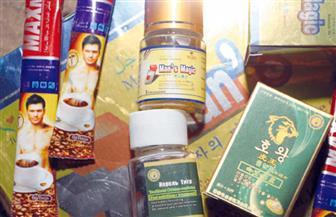 ضبط 506 آلاف عبوة دواء ومنشطات جنسية فاسدة في حملة بالإسكندرية