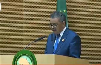 مدير منظمة الصحة العالمية: نعتزم العمل مع إفريقيا للنهوض بقطاع صناعة الدواء لتحقيق أجندة 2063