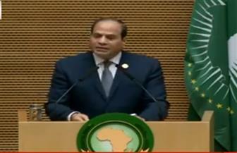 """عضو """"عليا الوفد"""": الرئيس السيسي أعاد مصر إلى قلب إفريقيا"""