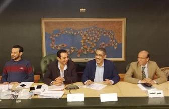 ضياء رشوان يتقدم رسميا بأوراق ترشحه على مقعد نقيب الصحفيين | صور
